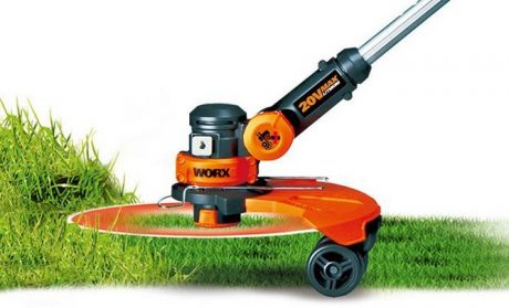 You don't have to Worx hard to get this Worx garden kit--we're giving it away!