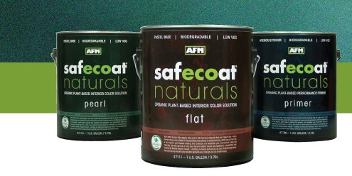 AFM Safecoat Green Paint Review, Avoid the HazMat