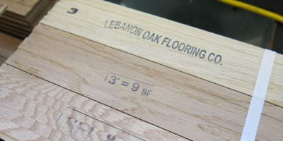 2″ Wide 1/2″ Thick White Oak Hardwood Flooring Mocks Me