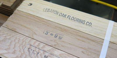 2″ Wide 1/2″ Thick White Oak Hardwood Flooring Mocks Me