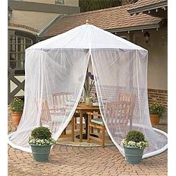 Nice Patio_umbrella_mosquito_net