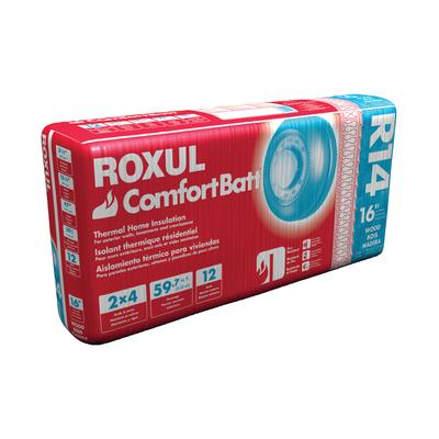 Roxul comfortbatt insulation for Roxul mineral wool r value