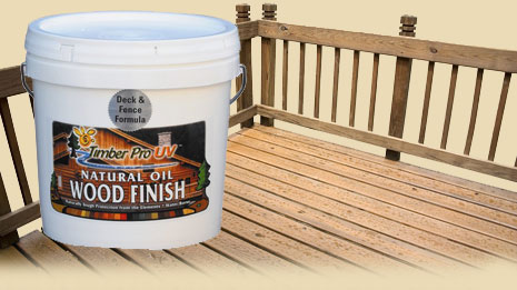 TimberPro UV Oil Deck Finish Review, Better Than 60s TV?