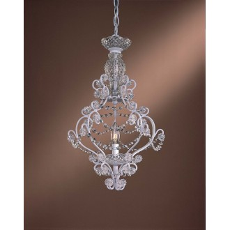 Minka lavery mini chandelier for daddys little girl minkalaveryminichandelier aloadofball Images