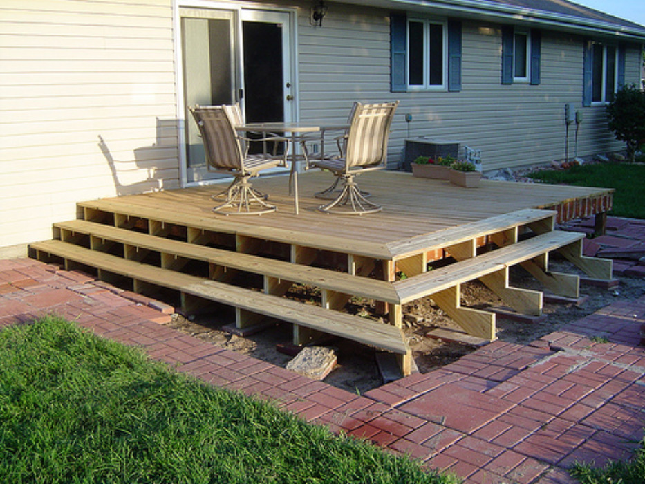 Deck building deck building images for Free online deck design