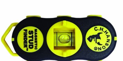 STUD4SURE Magnetic Stud Finder Doesn't Joke Around