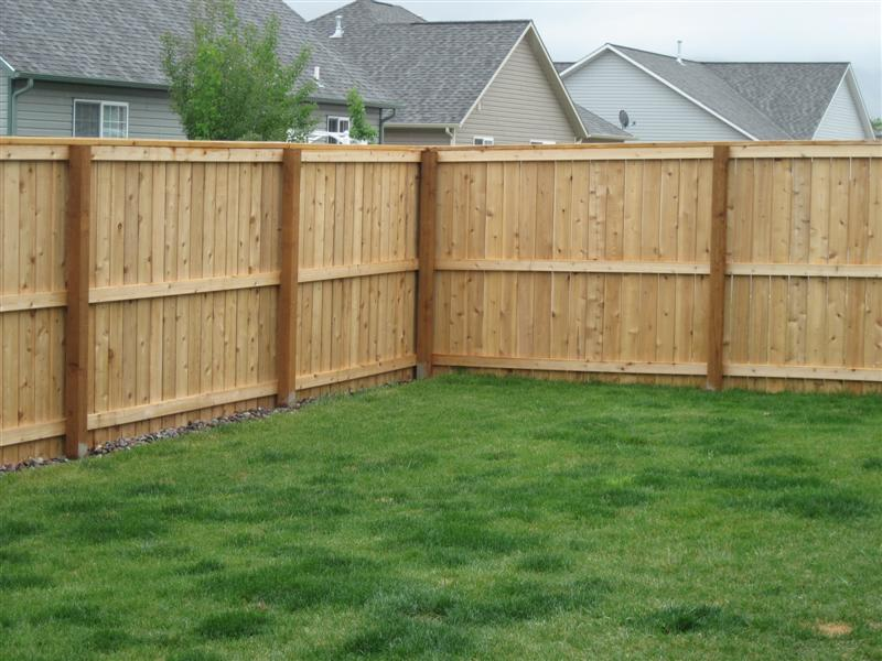 Fence building tips planning and getting started building for Simple fence plans