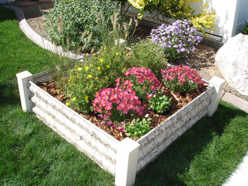 Easy Garden Box Bring the Small Garden to You