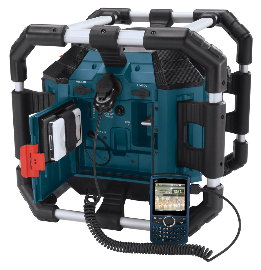 bosch power box 360 a seriously durable job site radio 360s or 360d. Black Bedroom Furniture Sets. Home Design Ideas