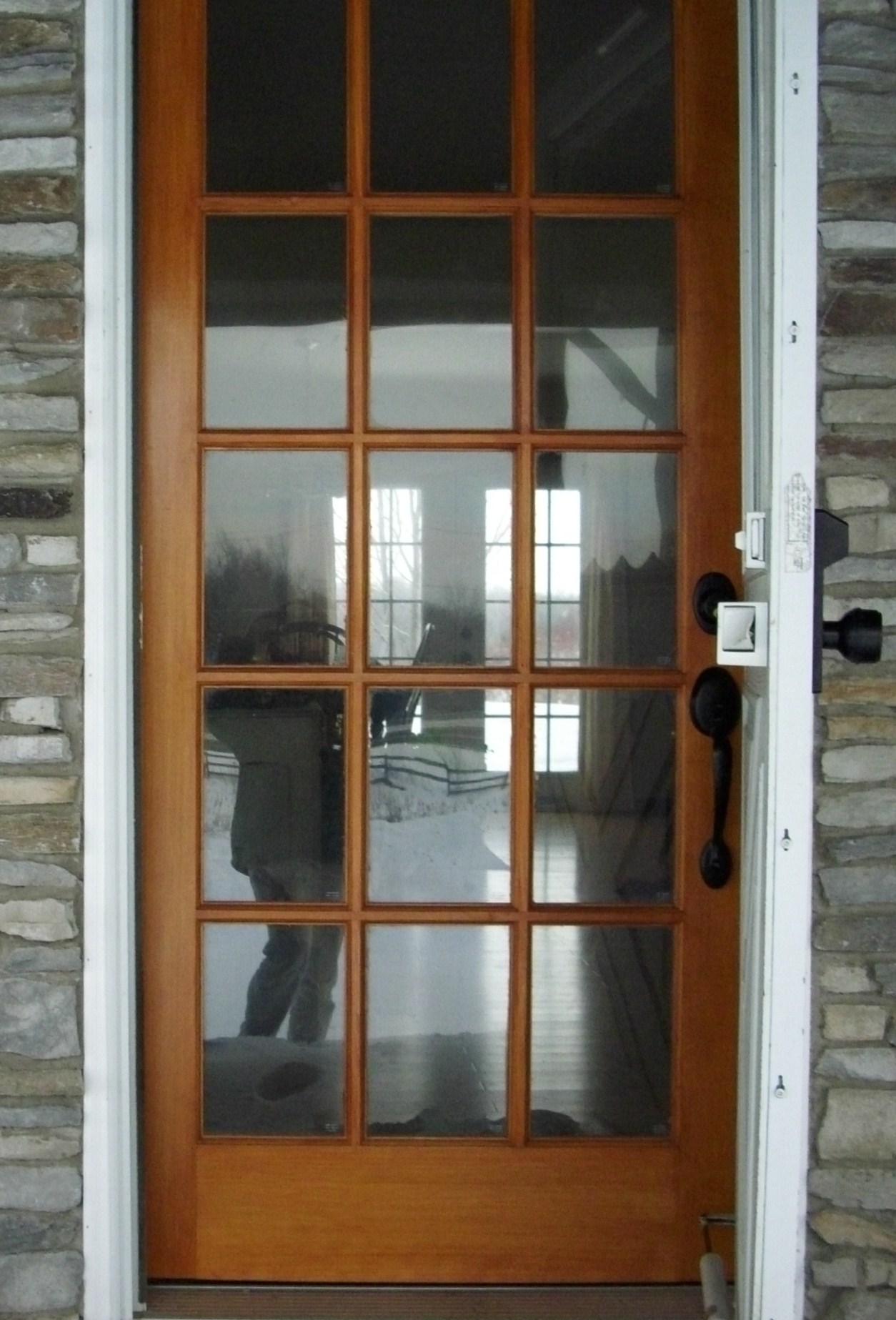 How To Upgrade An Entry Door Bargain Style