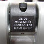 axial glide set screw