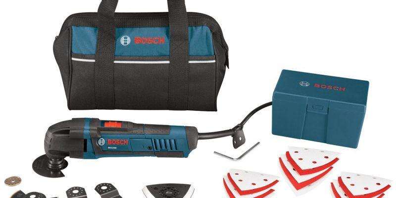 Bosch MX25 Oscillating Multi-X Review vs Vintage Fein MultiMaster