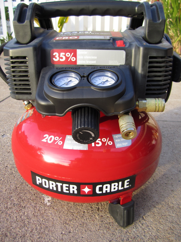 Porter Cable C2004 Portable Compressor Review
