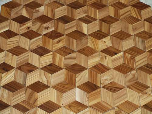 3d Hardwood Tiles Made From Scratch How To