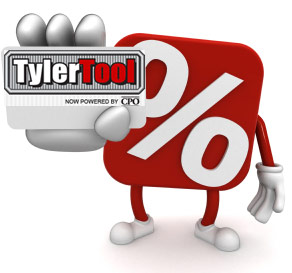Tyler tool coupon code