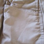 bantam utility pocket tucked