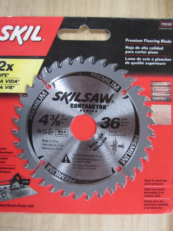 Skil flooring saw review the ultimate portable flooring skilsaw contractor series 75536 premium flooring blade greentooth
