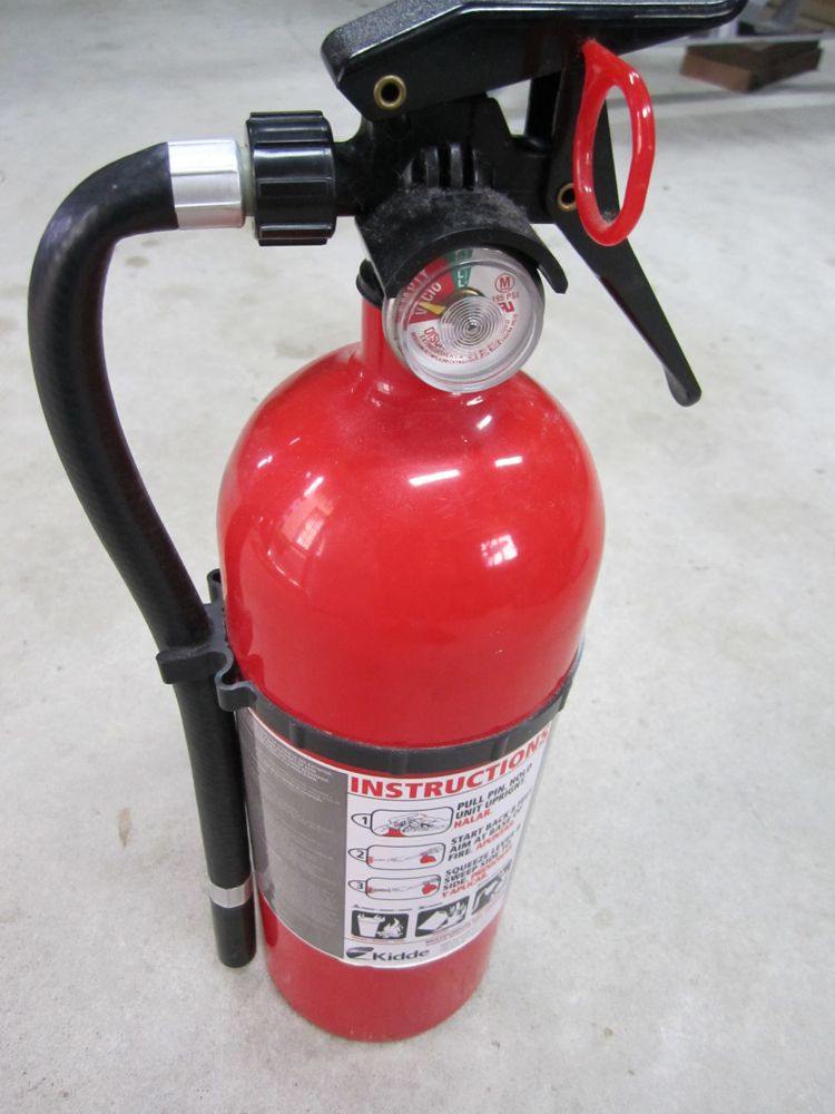 Disposable Vs Rechargeable Fire Extinguishers