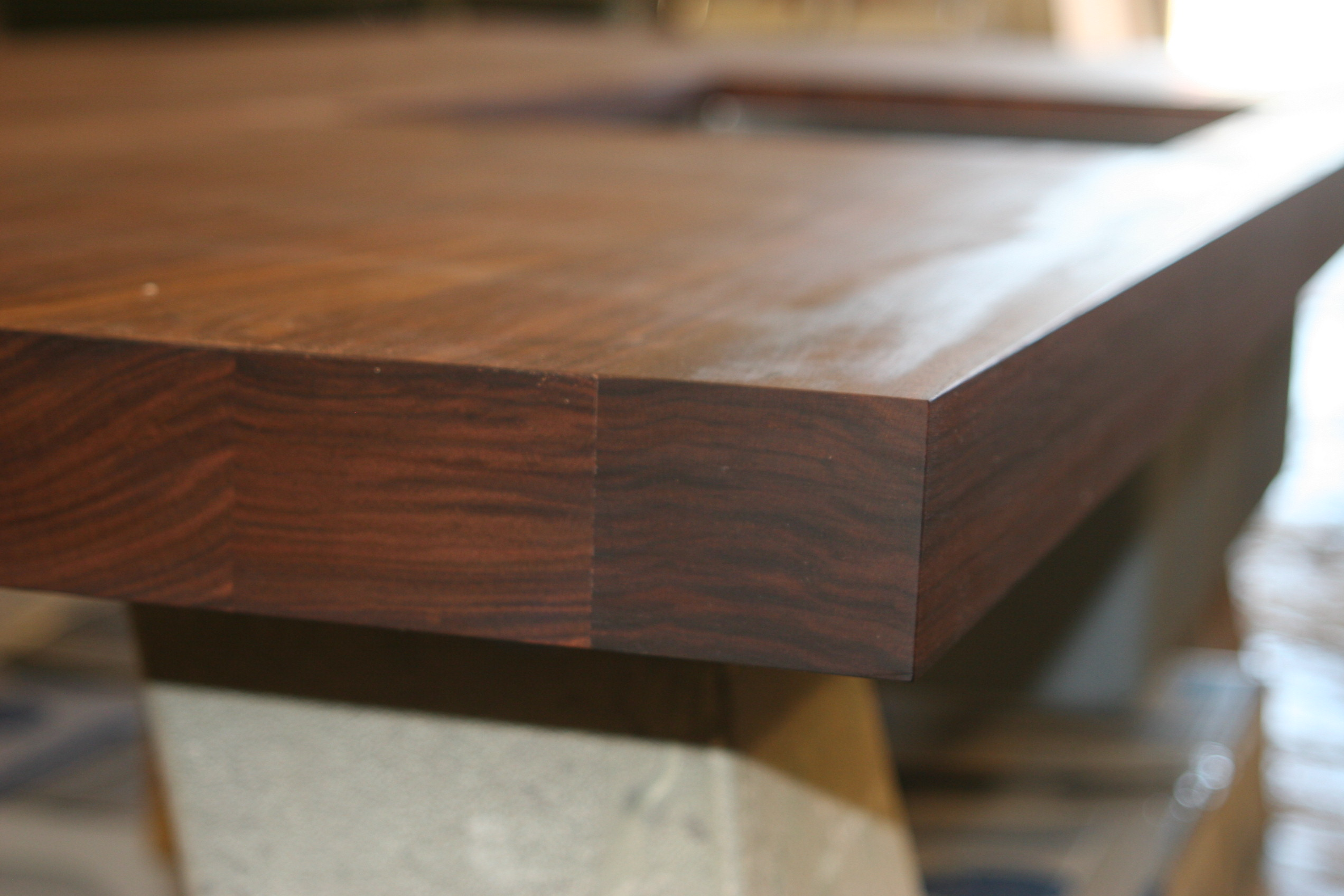 Engineered countertops make a splash for Laminated wood