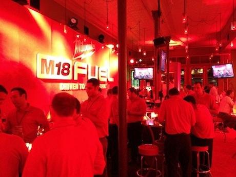 milwaukee fuel bar scene