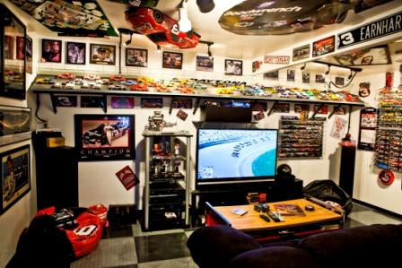 Man Cave Ideas Nerd : Ode to the man cave