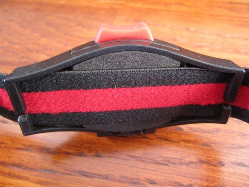 Coast HL7 headband closeup