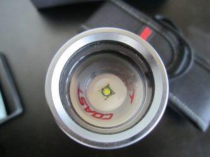 Coast hp7 LED lens