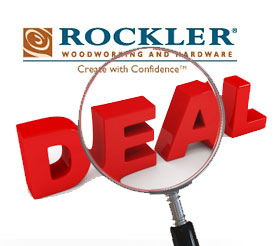 Rockler Coupons and Deals