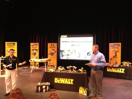 dewalt event
