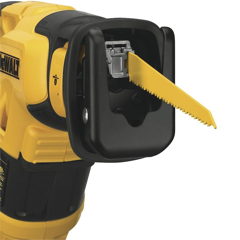 Breathless for brushless new tools from dewalt make an impact dewalt four position blade clamp greentooth Choice Image