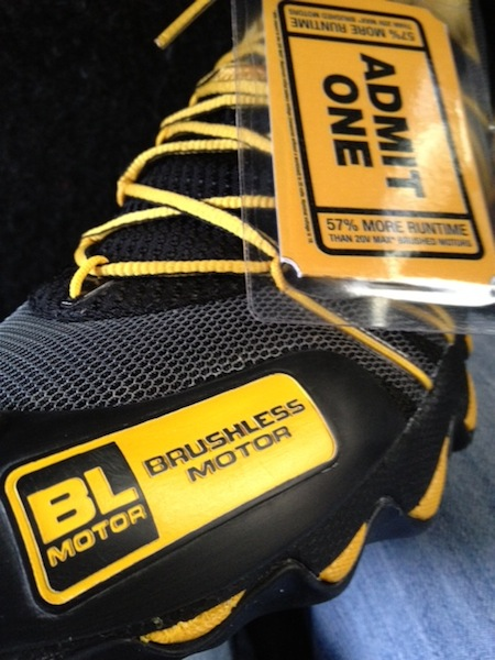 dewalt shoe