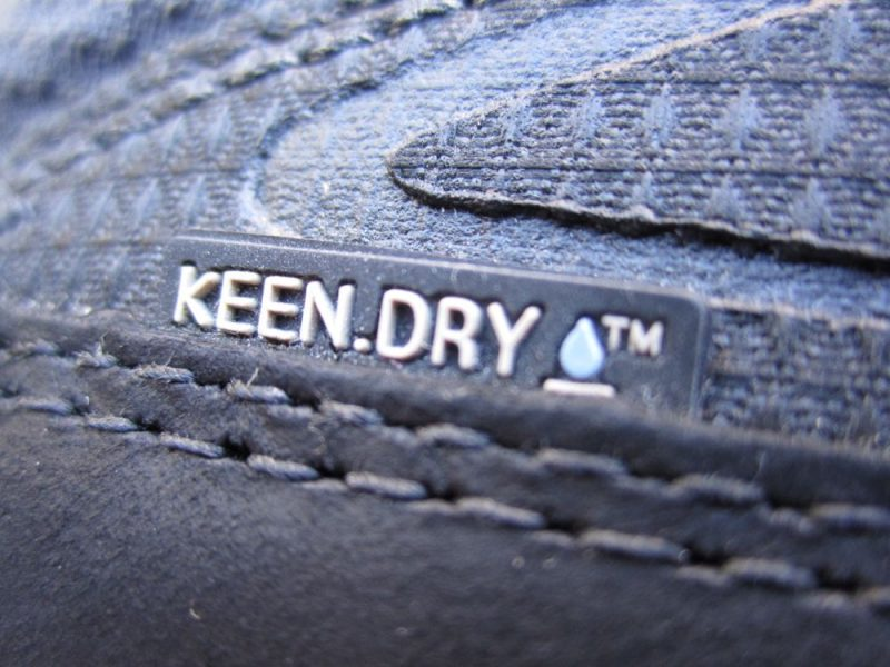 keen-dry