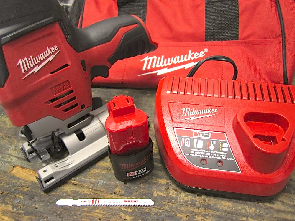 Milwaukee m12 cordless jig saw review gettin jiggy with the milwaukee m12 cordless jig saw greentooth Gallery