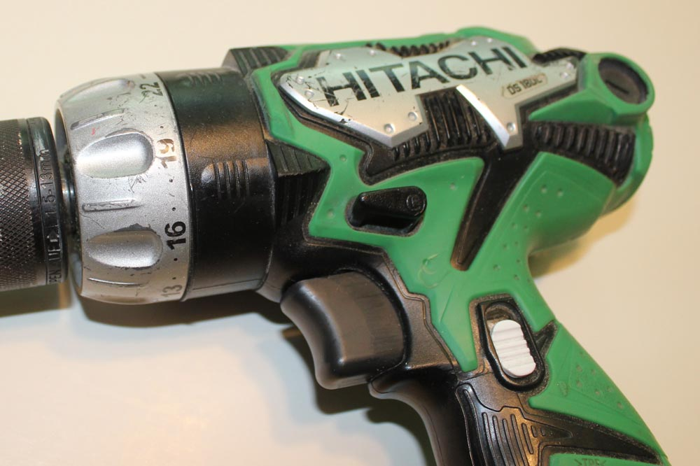 Hitachi DS18DL Drill Review