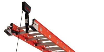 Ladder Storage Made Easy – The Ladder Lift from Racor