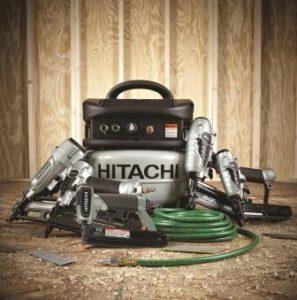 Hitachi nailer kit