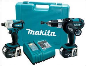 Makita tool kit
