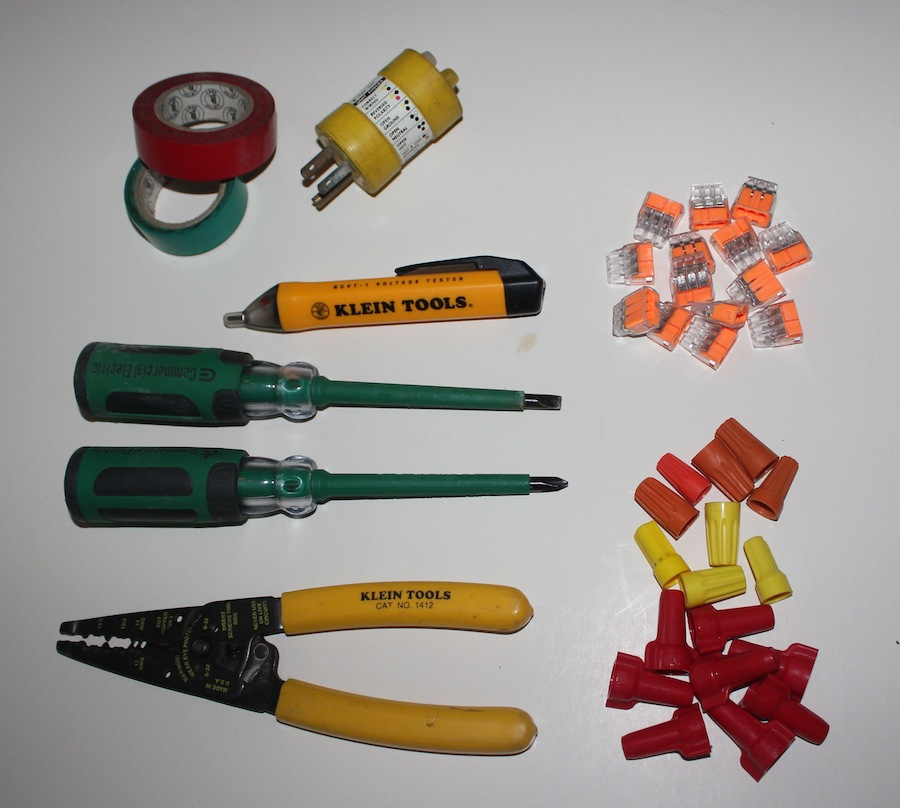 essential electrical tools tackle most common home electric projects rh homefixated com Basic Outlet Wiring Basic Automotive Wiring