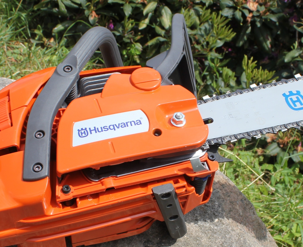 Husqvarna 450 chain saw review make sure chain greentooth Images