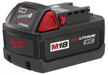 Milwaukee RedLithium M18 battery