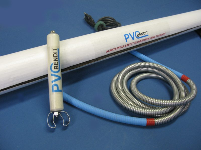 How to Bend PVC Pipe the Easy Way - PVC