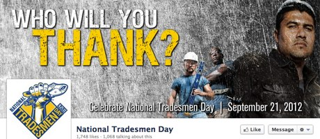 NationalTradesmenDay