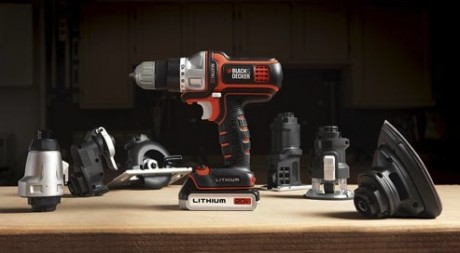 black and decker matrix