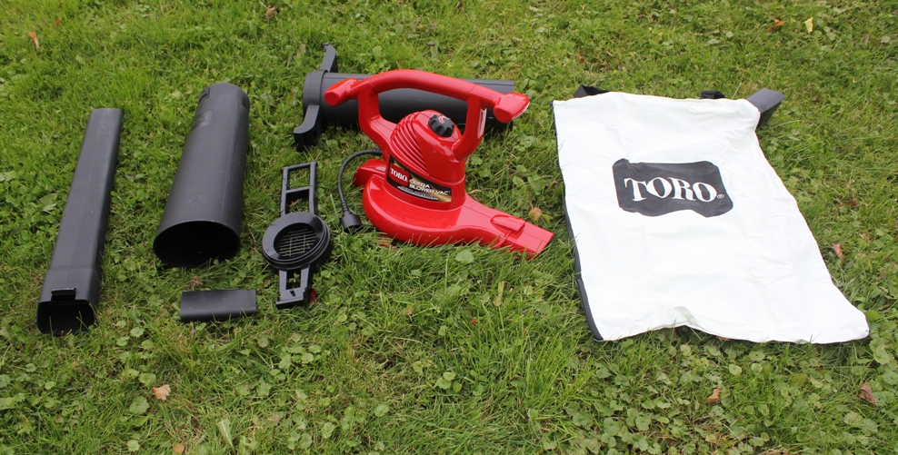 Toro 51599 51609 Ultra Leaf Blower Vac Review