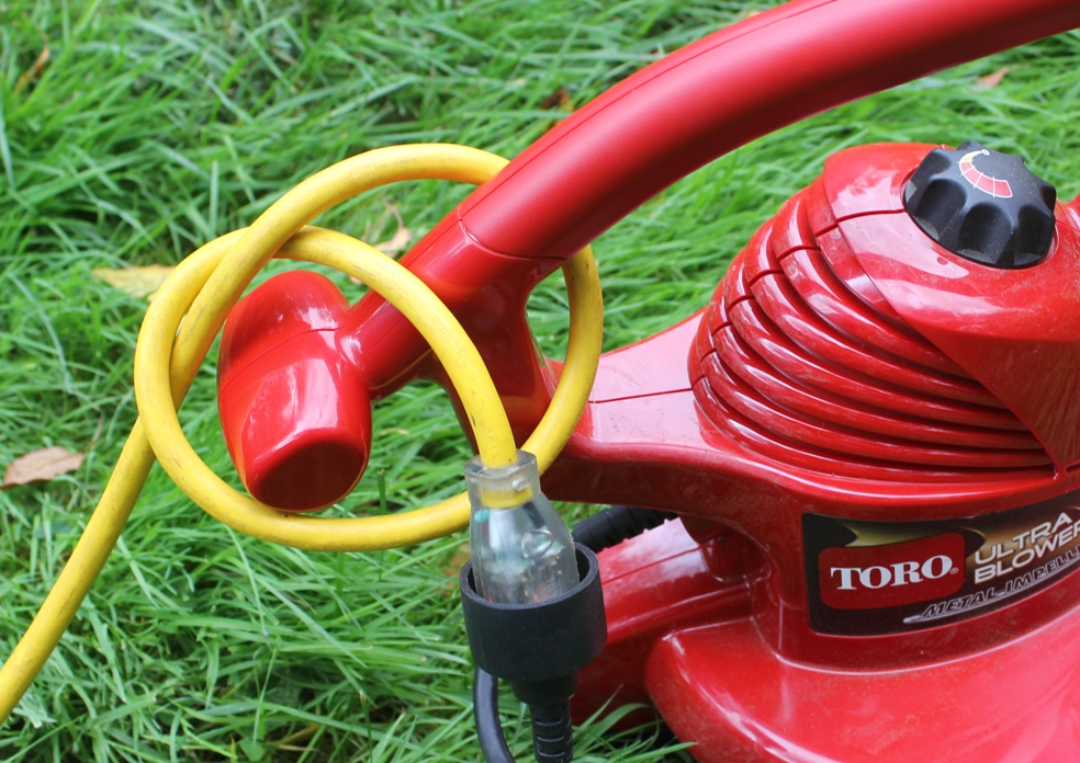 Countless Hours Were Spent Developing Toro S Cord Lock System