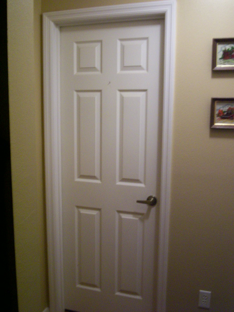 Installing a prehung door in five easy steps for Prehung interior doors