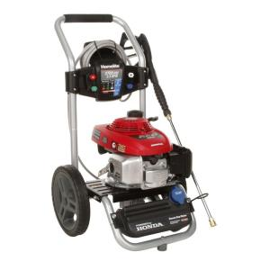Homelite Honda 2700 psi 2.4 GPM Gas Pressure Washer