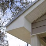 Vinyl Soffit and Siding