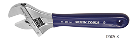 Klein Tools Adjustable Wrench