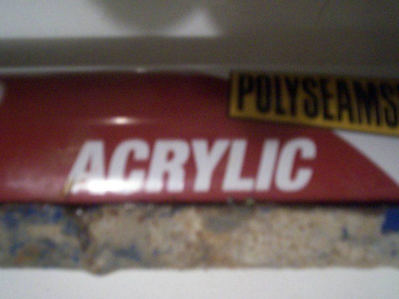Acrylic Caulk